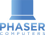 partner phaser computers logo